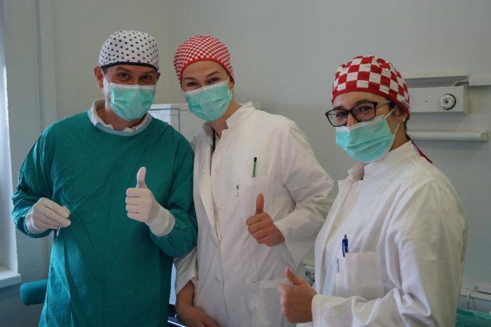 Međunarodna edukacija oftamologa